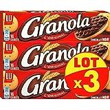 Granola Biscuits Chocolat Noir - ( Prix Par Unité ) - Envoi Rapide Et Soignée