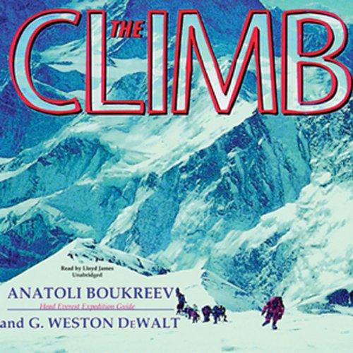 The Climb  Audiolibri