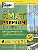 #10: Cracking the GMAT Premium Edition with 6 Computer-Adaptive Practice Tests, 2019: The All-in-One Solution for Your Highest Possible Score (Graduate School Test Preparation)