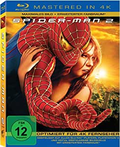 Spider-Man 2  (Mastered in 4K) [Blu-ray]