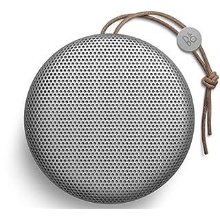Bang & Olufsen Beoplay A1 Bluetooth Lautsprecher (Wetterfest) natural