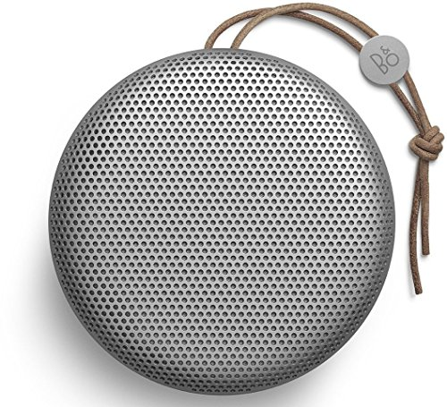 B&O PLAY by Bang & Olufsen A1 Altoparlante Portatile Bluetooth con Microfono, Natural