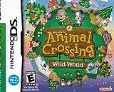Animal Crossing Wild World DS Lite DSi Game BRAND NEW