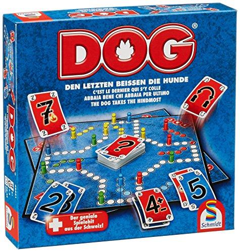 Schmidt Spiele 49331 Dog FFP, Puzzle (Hund Spielzeug Denken)