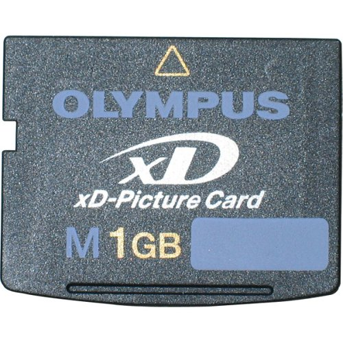 Olympus 1 GB Type M xD-Picture Card ( 200495 )
