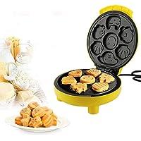 Muffin Machine à Cake Pop, 7 pièces à la fois, Mini Machine à Cake Maker avec Plaques Antiadhésives, Machine à Cupcake…
