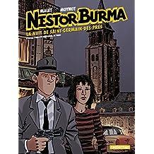 Nestor Burma, Tome 5 : La nuit de Saint-Germain-des-Prés