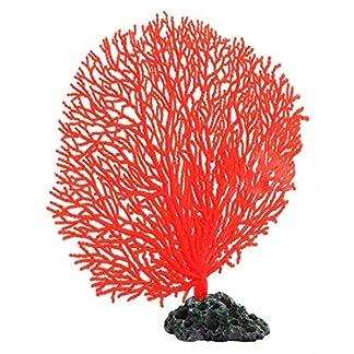 Artificial Resin Coral Tree For Aquarium Tank Decoration Plant Simulation Colorful Soft Ornament 61RHPK8fOFL