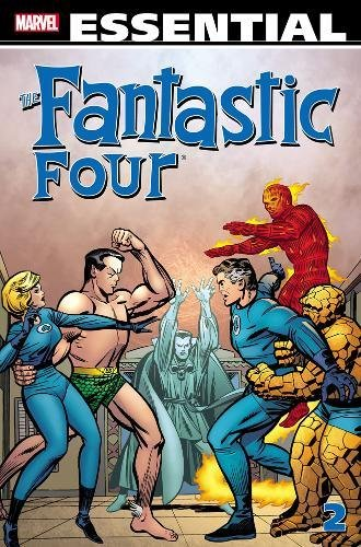 Essential Fantastic Four Volume 2 TPB: v. 2 por Stan Lee
