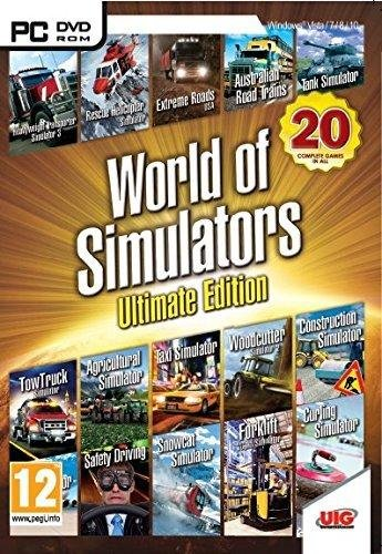 World of Simulators Ultimate Edition (PC DVD)