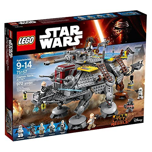 LEGO Star Wars Captain Rex's AT-TE 75157 by -