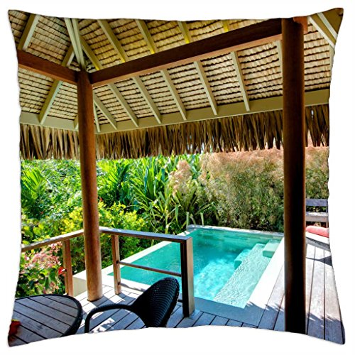 tropical-modern-villa-with-jacuzzi-throw-pillow-cover-case-18