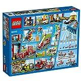 LEGO City 60110 - Große Feuerwehrstation, Kinderspielzeug, Bauspielzeug Test