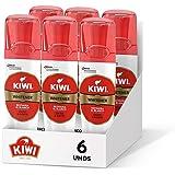 KIWI Whitener Auto-applicateur Sport Blanchiment pour chaussures et chaussures 100 g ,Lot de 6
