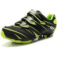 Tiebao Women Racing TPU Soles Mountain Biking MTB Cycling Shoes Sport Breathable Athletic