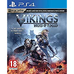 Vikings: Wolves of Midgard - PlayStation 4