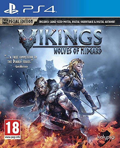 Vikings - Wolves of Midgard (PS4) Best Price and Cheapest