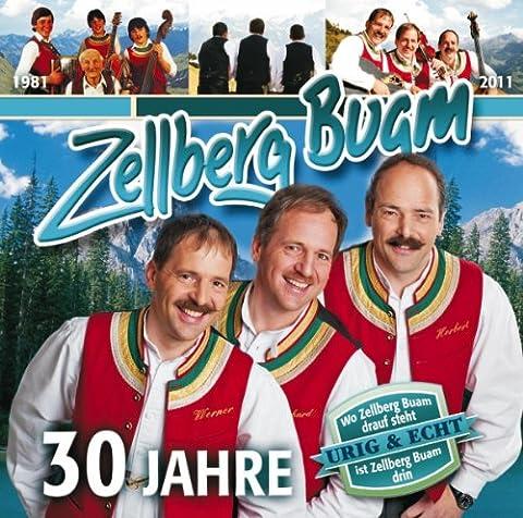 Zellberg Buam Hit-Medley