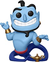 Funko 35757 Pop Vinyl: Disney: Aladdin: Genie con lámpara, Multi