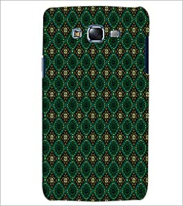 PrintDhaba Pattern D-6088 Back Case Cover for SAMSUNG GALAXY J7 (Multi-Coloured)
