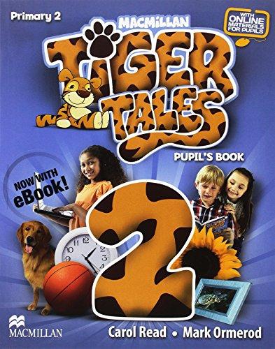 TIGER 2 Pb Pk (ebook) por Carol Read