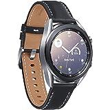 ساعة سامسونج جالكسي 3 موديل SM-R850، ساعة ذكية 41 ملم - فضي ساطع
