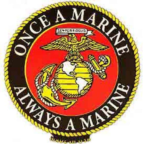 FindingKing U.S. M .C. une fois un aimant de réfrigérateur-marines 3