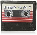 Batman mixte adulte Guardians of the Galaxy Awesome Mixtape Portefeuille Portefeuille Bleu (Indigo)