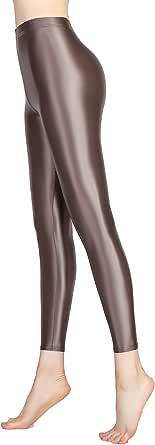 Glänzenden Strumpfhosen Nahtlose Strumpfhose Für Frauen Mit Öligen Glatten
