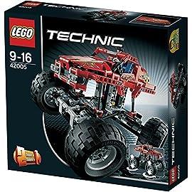 Lego-Technic-42005-Monstertruck