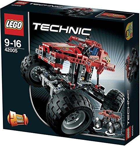 Preisvergleich Produktbild Lego Technic 42005 - Monstertruck