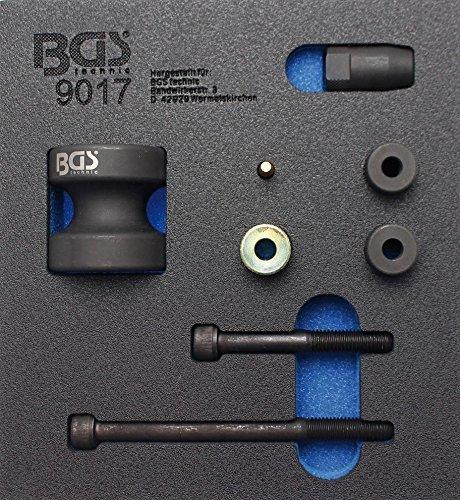 BGS 9017 Einspritzdüsen-Demontage-Satz für BMW Benzin-Direkteinspritzer