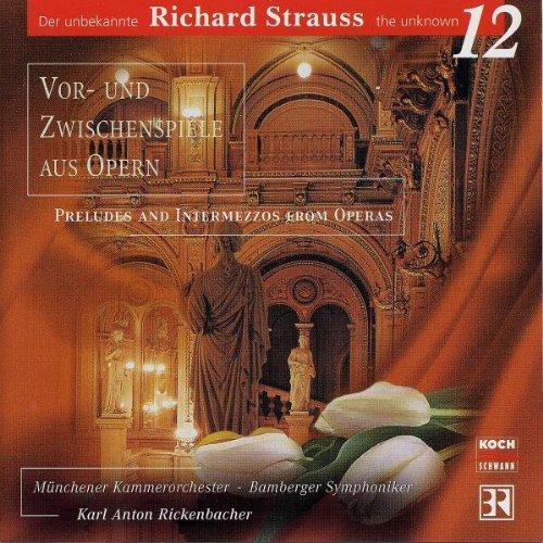 Richard Strauss Inconnu, Vol. 12