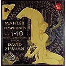 Mahler: Symphonies 1-9 & Clinton Carpenter completion of Symphony No. 10