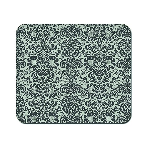 kmltail Vintage Floral Design Speed Mouse Mat for HP Dell Lenova iball Dragonwar Red Dragon Logitech ibuypower Zebronics Printed Photo Scene Natural Rubber Gaming Mouse Pad Non Slip base-Kmltail  available at amazon for Rs.159