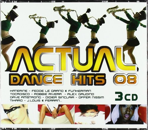 bit music Actual Dance Hits 2008