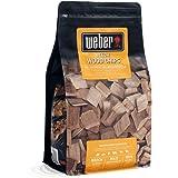 Weber 17622 - Legno per affumicatura Chips-Faggio, Marrone