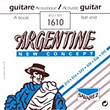 Savarez Argentine Gypsy Jazz Guitar Strings 1610 Loop End (10-45)