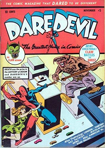 Daredevil #5: Lottery of Doom (English Edition) eBook: Comic ...