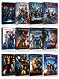 Collezione Marvel 12 film (DVD)