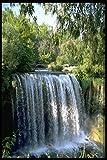 603038 Duden Waterfall Near Antalya Turkey A4 Photo Poster