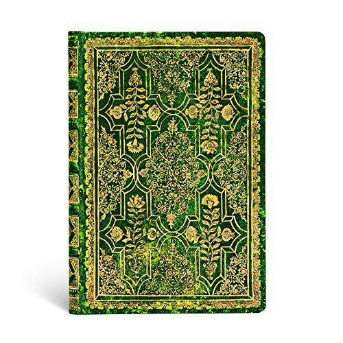 Paperblanks - Herbstfiligran Wacholder - Adressbuch Mini (Address Books) -