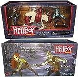 Dark Horse Comics Hellboy Animated 3 Figuren ohne Artikulationspunkte 7,5cm - 13cm