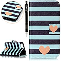 Custodia Huawei Honor 4C,SainCat Custodia in Pelle Protettiva Flip Cover