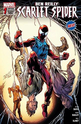 Ben Reilly: Scarlet Spider: Bd. 1: Leben und Sterben in Las Vegas
