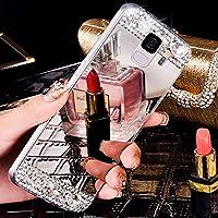 Galaxy S9 Plus Hülle,Galaxy S9 Plus Silikon Hülle Spiegel,SainCat Überzug Mirror Effect Soft TPU Case Luxus Glänzend... preisvergleich bei billige-tabletten.eu