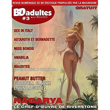 BD-Adultes, revue numérique de BD érotique #3