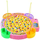 Best Kid Fishing Poles - Karp Kid's Colourful Electronic Musical Rotating Toy Review