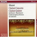 Mozart: Clarinet Concerto / Clarinet Quintet