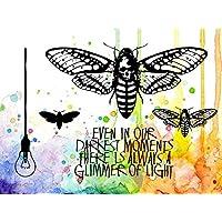 GLIMMER of light set di timbri